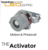 The Activator HazLoc Photocell